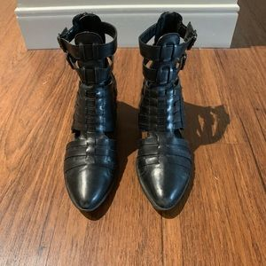 Chinese Laundry - Black Ankle Boots - 8